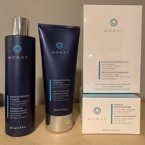 Monat Advanced Hydration 4 pc collection